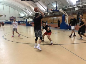 3v3 basketball (fall 2018)