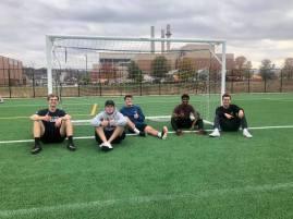 soccer social (fall 2018)